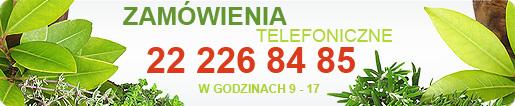 Zamówienia telefoniczne - Świat Kwiatów