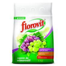 Nawóz do winorośli - duże i smaczne owoce - Florovit - 1 kg