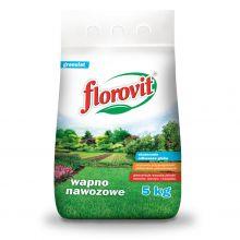 Wapno nawozowe granulowane - Florovit - 5 kg