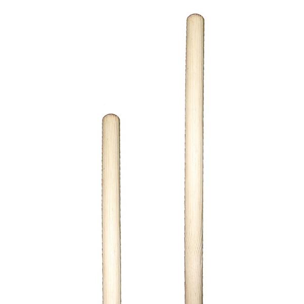 Trzonek drewniany prosty ¶r. 38 mm - 110 cm