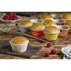 Stelaż do wypieku babeczek i muffinów - na 24 sztuki - mieszanka kolorów - 5 szt.