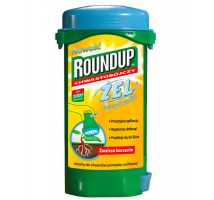 Roundup w żelu do bezpośredniego użytku - 140 ml - NOWOŚĆ
