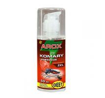 Żel DEET na komary i kleszcze - Arox - 50 ml