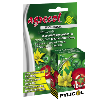 Pylicol - ułatwia zapylanie pomidorów, papryki, truskawek, porzeczek, wiśni - Agrecol - 10 ml