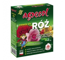 Nawóz do róż - Agrecol - 1,2 kg