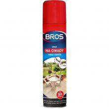 Spray na uciążliwe owady na tarasie i w ogrodzie - Bros - 400 ml