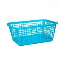 Koszyk do przechowywania - 35 x 26 cm - niebieski
