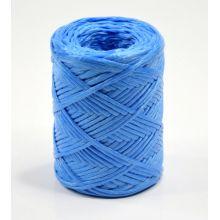 Sznurek ogrodowy z polipropylenu - niebieski - 100 m - 100 g
