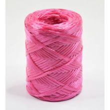Sznurek ogrodowy z polipropylenu - różowy - 100 m - 100 g
