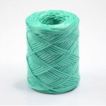 Sznurek ogrodowy z polipropylenu - zielony - 100 m - 100 g