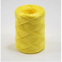 Sznurek ogrodowy z polipropylenu - żółty - 100 m - 100 g