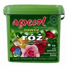 Nawóz do róż - Agrecol - 5 kg