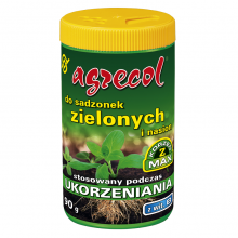 Ukorzeniający nawóz do sadzonek zielonych i nasion - Agrecol - 90 g