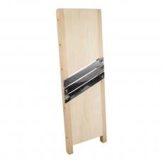 Szatkownica drewniana, duża - z 3 ostrzami