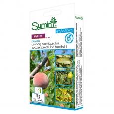 Syllit 65 WP - na parcha gruszy i jabłoni, kędzierzawość i plamistość liści - Sumin - 5 g