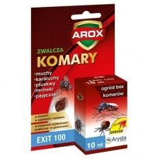 Exit 100 EC - zwalcza komary - Arox - 10 ml
