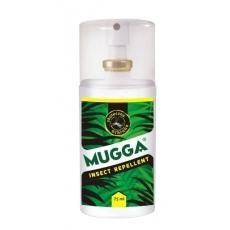 Mugga - skuteczny spray na komary, kleszcze, meszki, muchy - 75 ml