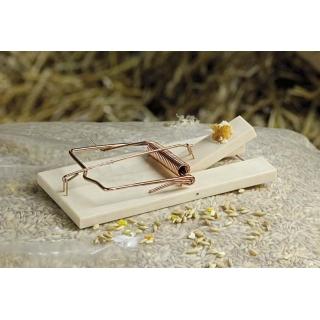 Pułapka na szczury - drewniana