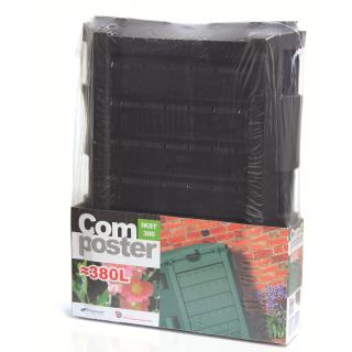 Kompostownik Compogreen 380 litrów - zielony