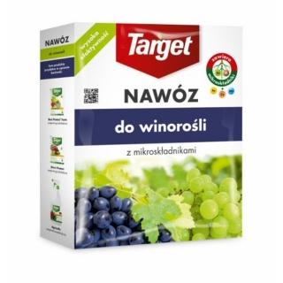 Nawóz do winorośli z mikroskładnikami - Target - 1 kg