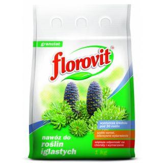 Nawóz do iglaków - zwiększa odporność na choroby i mróz - Florovit - 1 kg