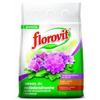 Nawóz do rododendronów, roślin wrzosowatych i hortensji - Florovit - 1 kg