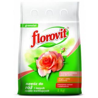 Nawóz do róż i innych roślin kwitnących - Florovit - 1 kg