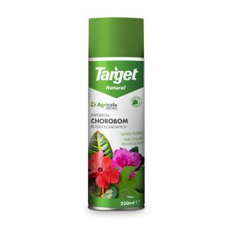 Agricolle Aerozol - zapobiega chorobom roślin - mączniak prawdziwy i szara pleśń - Target - 250 ml