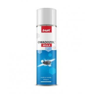 Owadozol mgła - skutecznie zwalcza owady latające, natychmiastowe działanie - BEST - 400 ml