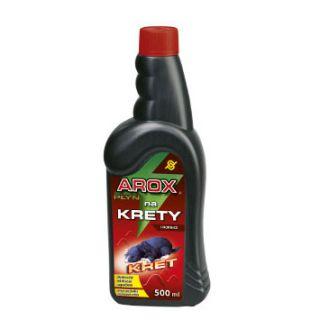 Płyn na krety i nornice - Arox - 500 ml