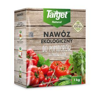 Eko nawóz do ziół, pomidorów i ogórków - Target - 1 kg
