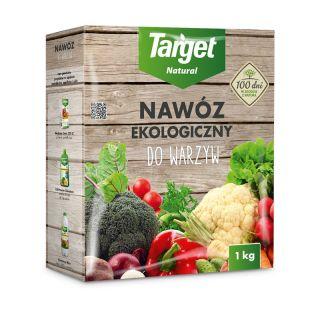Eko nawóz do warzyw - Target - 1 kg