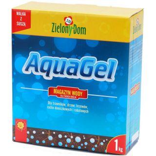 AquaGel - magazyn wody dla roślin - 1 kg