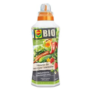 BIO Nawóz do warzyw i owoców - Compo - 500 ml