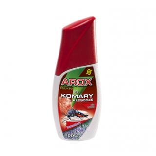 Ekologiczny, lawendowy płyn odstraszający na komary i kleszcze - Arox - 100 ml