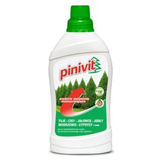 Dolistny nawóz do roślin iglastych - Pinivit - 1 litr
