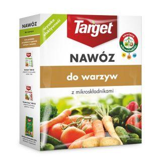 Nawóz do warzyw z mikroskładnikami - Target - 1 kg