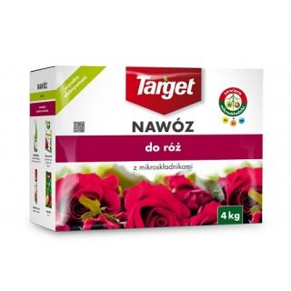 Nawóz do róż z mikroskładnikami - Target - 4 kg