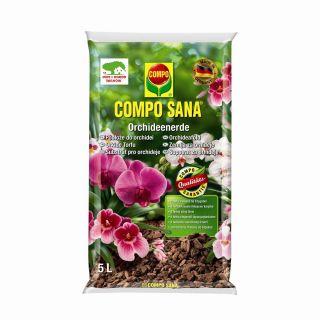 Najwyższej jakości podłoże do storczyków i orchidei - Compo - 5 litrów