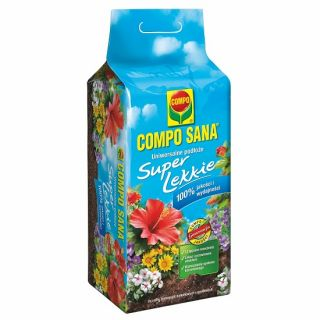 Super lekkie podłoże uniwersalne - hit najwyższej jakości - Compo - 25 litrów
