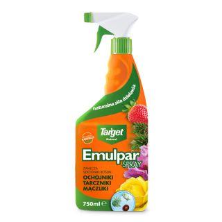 Emulpar Spray - eliminuje tarczniki, mączliki i ochojniki - Target - 750 ml