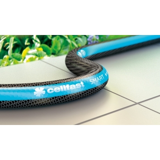 """Wąż ogrodowy SMART z kompletem przyłączy - 1/2"""", 20m - CELLFAST"""