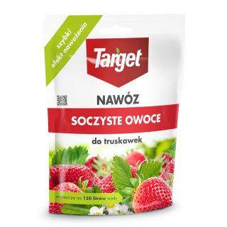 Nawóz do truskawek - Soczyste owoce - Target - 150 g