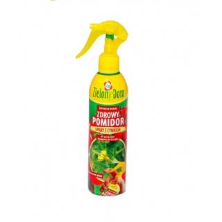 Nawóz dolistny z cynkiem Zdrowy Pomidor - Zielony Dom - 300 ml