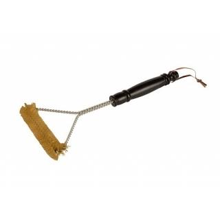 Szeroka szczotka do czyszczenia rusztu lub grilla - Greenmill