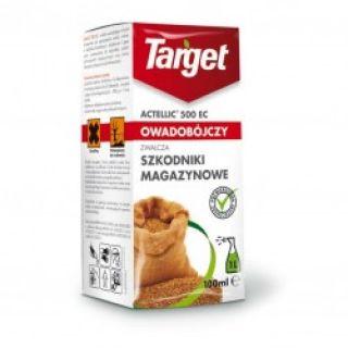 Actellic 500 EC - do dezynsekcji i na szkodniki zbiorów - Target - 100 ml