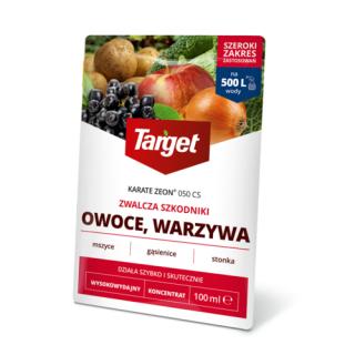 Karate Zeon 050 CS - na mszyce, gąsienice i inne szkodniki - Target - 100 ml