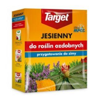 Nawóz jesienny do roślin ozdobnych - przygotowuje rośliny na zimę - Target - 1kg