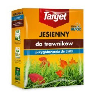 Nawóz jesienny do trawników - przygotowuje trawnik na zimę - Target - 1 kg