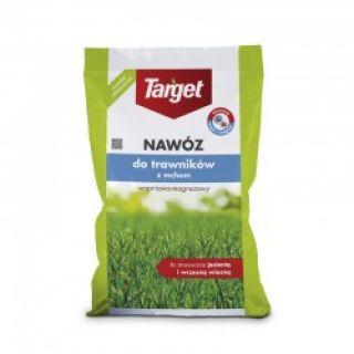 Nawóz wapniowo-magnezowy do trawników - najlepszy na mech - Target - 15 kg